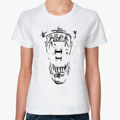 Классическая футболка Чужой