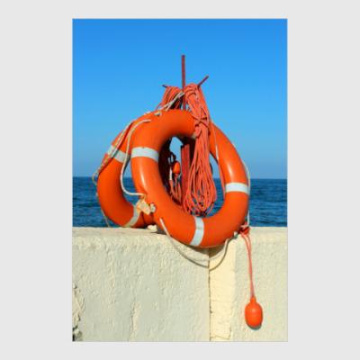 Постер Море, море...