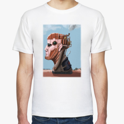 Футболка  футболка Пароголова