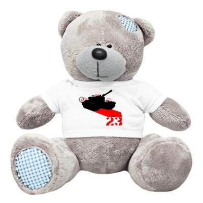Плюшевый мишка Тедди Tank 23