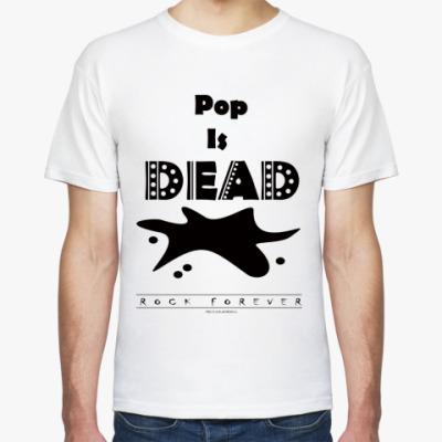 Футболка Pop Is Dead