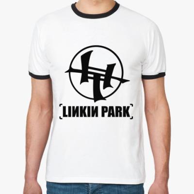 Футболка Ringer-T Linkin Park