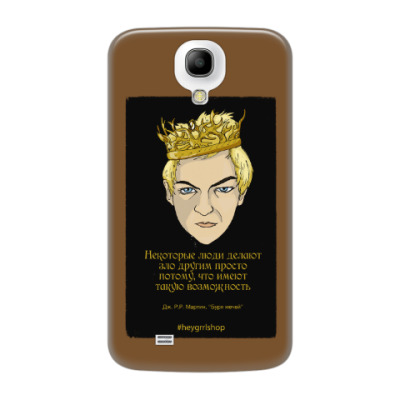 Чехол для Samsung Galaxy S4 Джоффри Баратеон