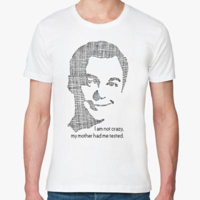 Футболка из органик-хлопка Sheldon