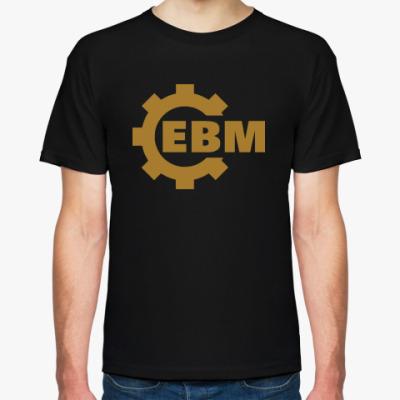 Футболка EBM