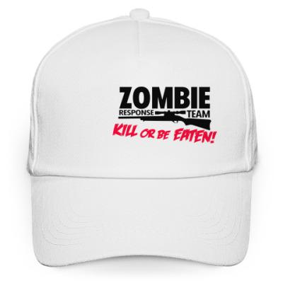 Кепка бейсболка Zombie