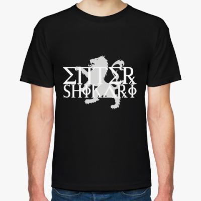 Футболка  Enter Shikari черн