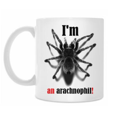 Кружка Arachophil