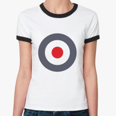 Женская футболка Ringer-T The Who