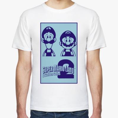 Футболка Super Mario Land
