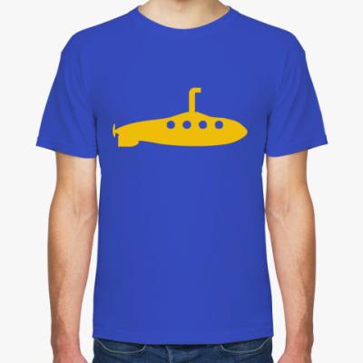 Футболка Yellow Submarine
