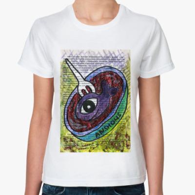 Классическая футболка Anchouse