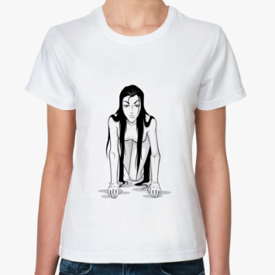 Классическая футболка 'Мокрая'