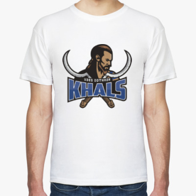 Футболка Dothrak Khals