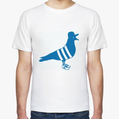 Футболка Голубь