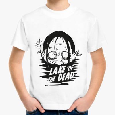 Детская футболка Детская футболка Zombie