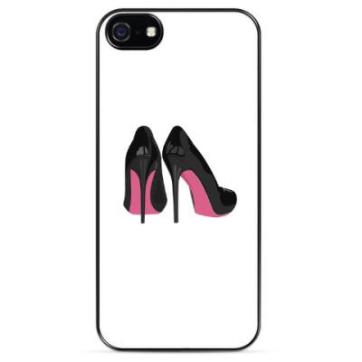 Чехол для iPhone Туфли