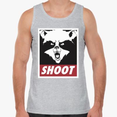 Майка Raccoon Shoot