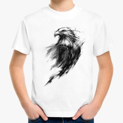 Детская футболка Орёл