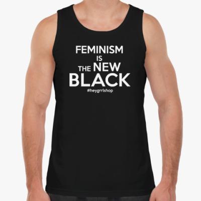 Майка The New Black унисекс