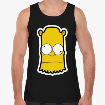 Майка Crazy Bart