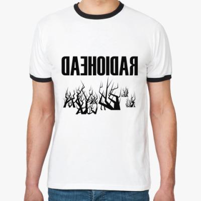 Футболка Ringer-T Radiohead