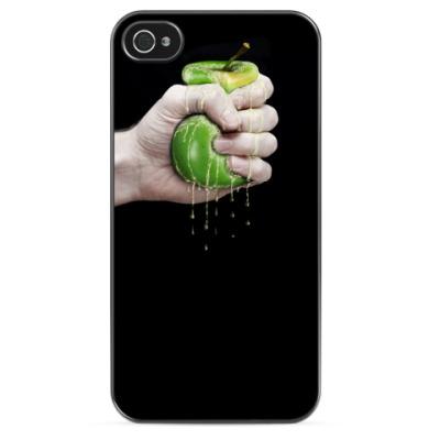 Чехол для iPhone Сок