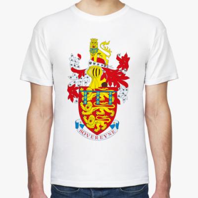 Футболка Герб герцогства Ланкастерскрго