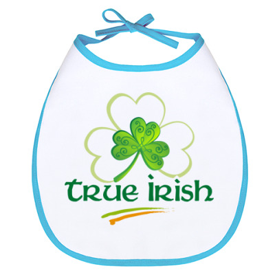Слюнявчик True Irish