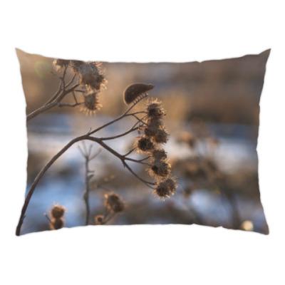Подушка Жук на закате