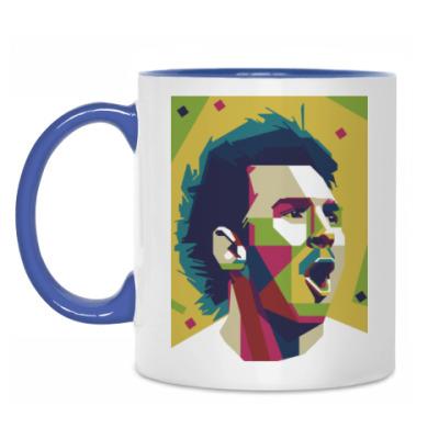 Кружка Color Messi