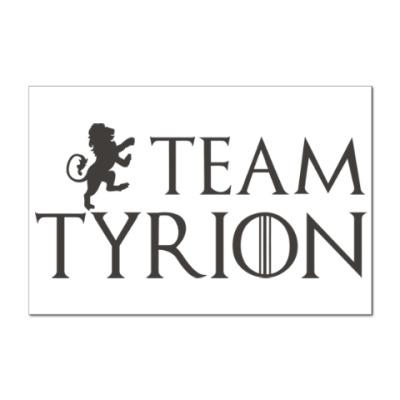 Наклейка (стикер) Команда Тириона