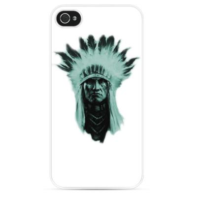 Чехол для iPhone Injun/ Индеец