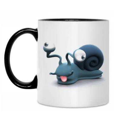 Кружка Кружка Mad Snail