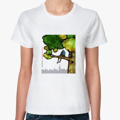 Классическая футболка  Мёллер (жен)