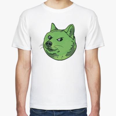 Футболка Hulk Doge