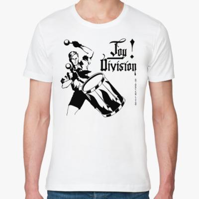 Футболка из органик-хлопка Joy Division