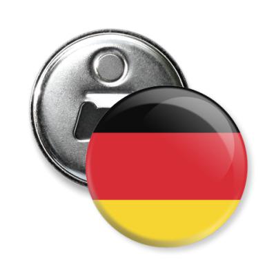 Магнит-открывашка Deutschland