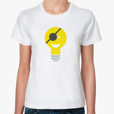 Классическая футболка Интелектуальные хулихулиганы