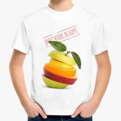 Детская футболка Don't Worry