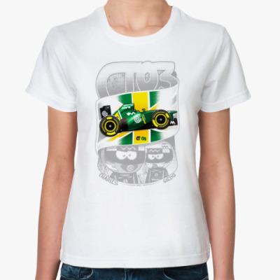 Классическая футболка CT03