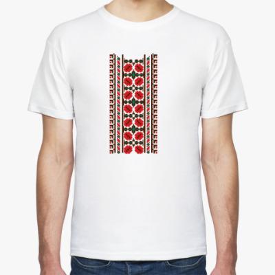 Футболка Вышиванка Украина