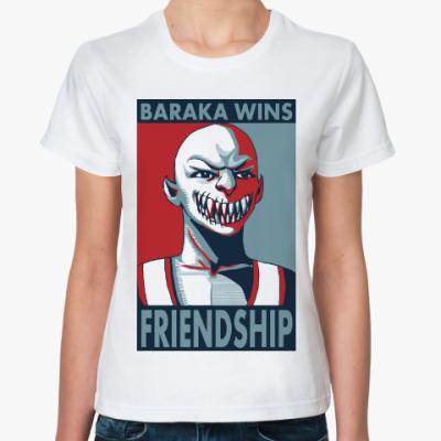 Классическая футболка Барака