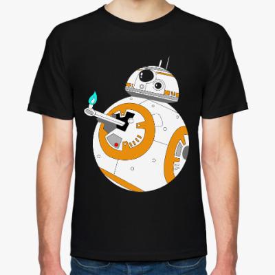 Футболка Дроид BB-8 (Звездные Войны)