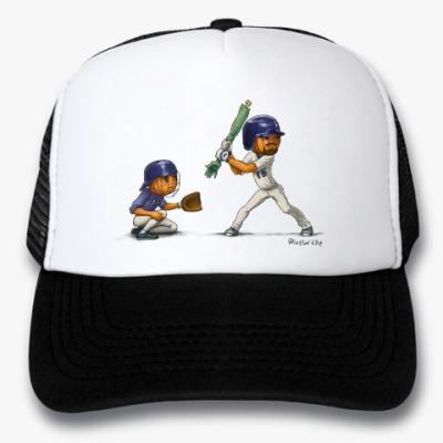 Кепка-тракер Тыквы Бейсбол