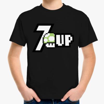 Детская футболка Super Mario Mushroom