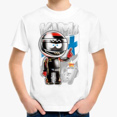 Детская футболка Kimi  № 7