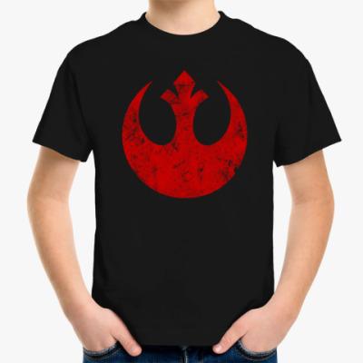 Детская футболка Звёздная птица Альянса