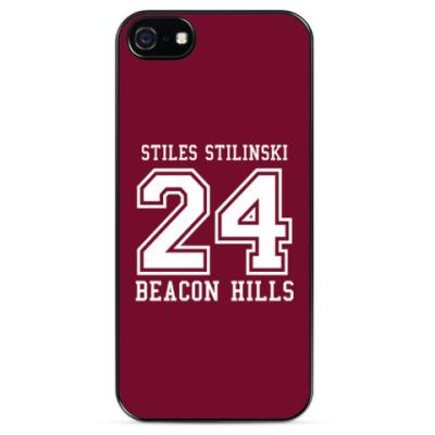 Чехол для iPhone Stiles Stilinski 24
