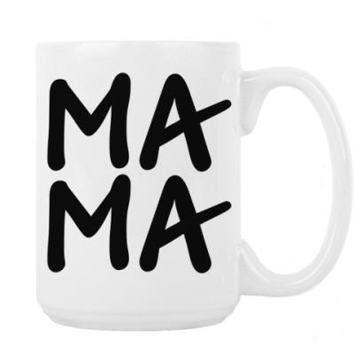 Кружка Мама